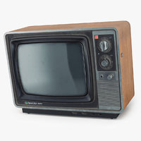 Old TV National Panacolor