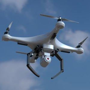 3D simple drone