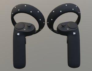 controller lenovo explorer 3D