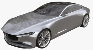 vision coupe concept 3D