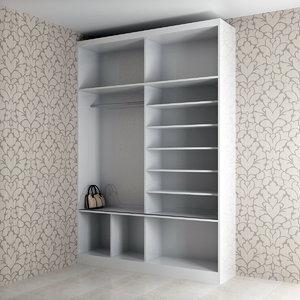 coak room 3D model