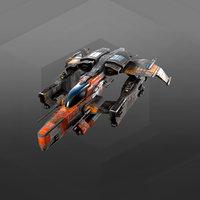 Smuggler Fighter SM5