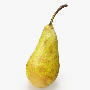 3D model pear conference 03 hi