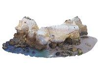 rock island 24k 3D model