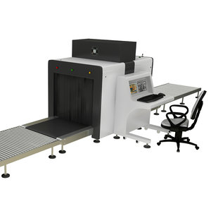 3D airport x-ray machine security