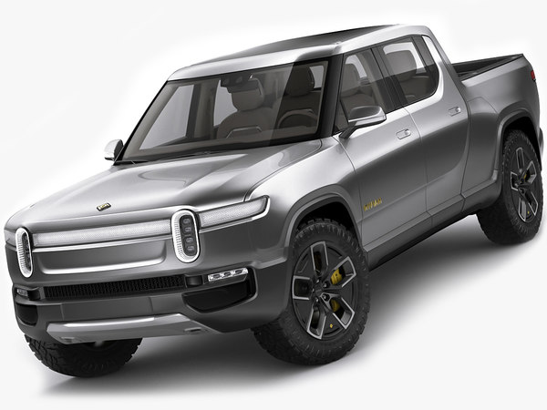Rivian FBX Models for Download | TurboSquid