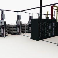 server technology 3D
