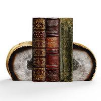 3D agate book holder old model