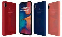 Samsung Galaxy A20 All Colors
