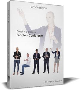 DOSCH 2D Viz-Images - People - Conference