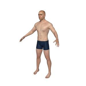 swimmer || main 3D