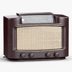 vintage radio philips 170a model