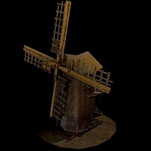 medieval - 3D model
