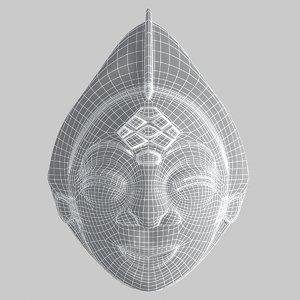 3D - scanline model