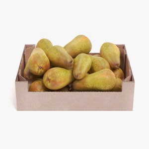 3D pears box