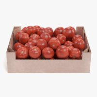 tomatoes box model
