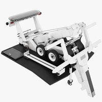 tow truck mechanism model