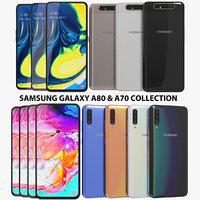Samsung Galaxy A80 & A70 Collection
