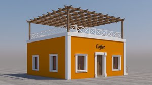 mexican house coffee model