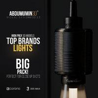 Top Brand Lights Models - BIG PACK