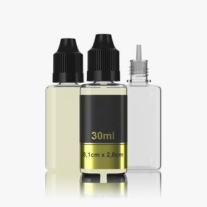 30ml bottle type3 3D