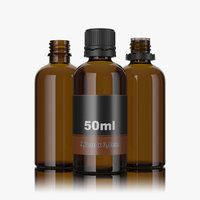 50ml bottle 3D model