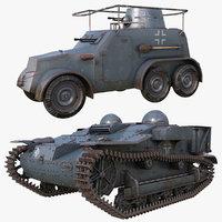 3D tank 006