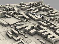 Free 3D City Models | TurboSquid