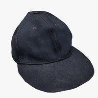 baseball cap model