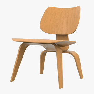 eames lcw maple lounge chair model