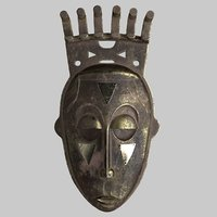 African Mask 106