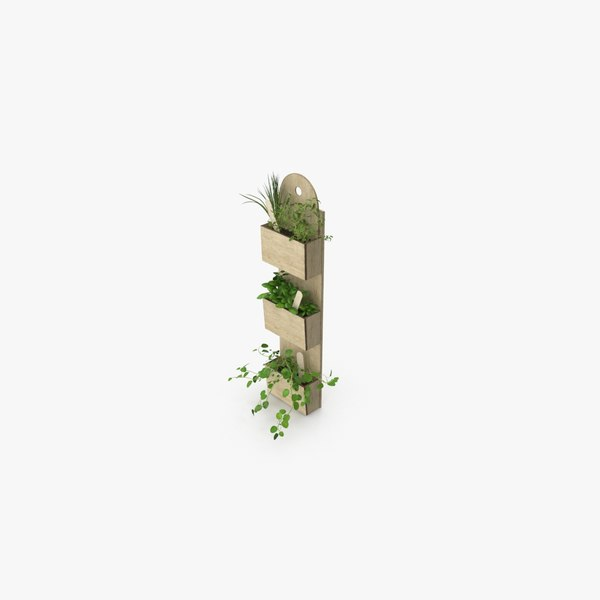 3D indoor-herb-garden-02---set model