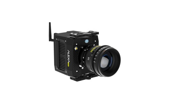 photoreal camera alexa mini model