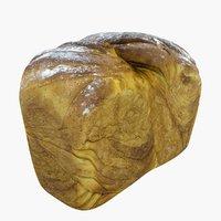 3D model bread use