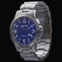 3D michael kors watch mechanical