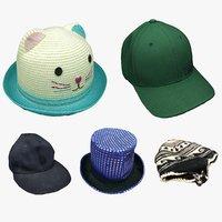 3D hat games