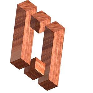 optical puzzle model