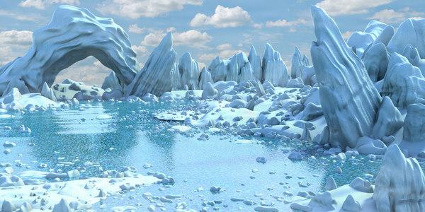 arctic 3D