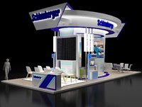 Booth Exhibition Stand a194