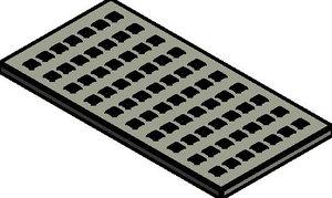 Precast drain cover