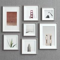 Picture Frames Set -86