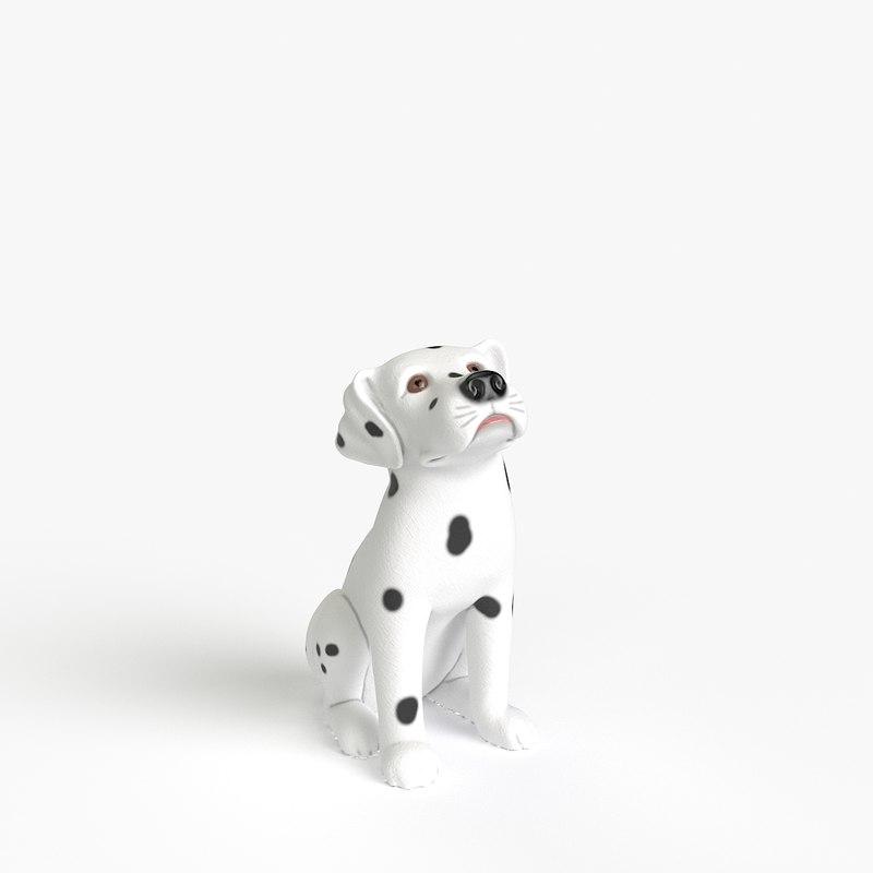 dog doggy 3D