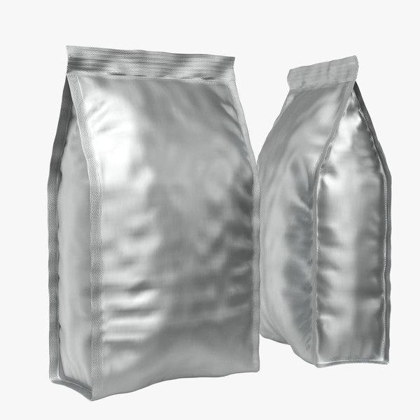 3D food packaging coffee