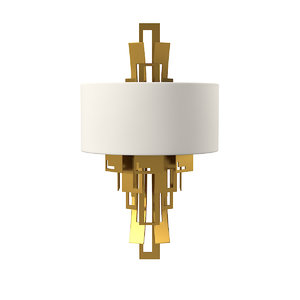 3D officina luce glam