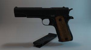 weapon 3D