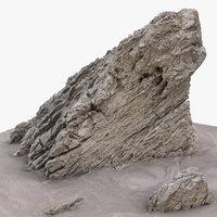 rock scan 30 3D model