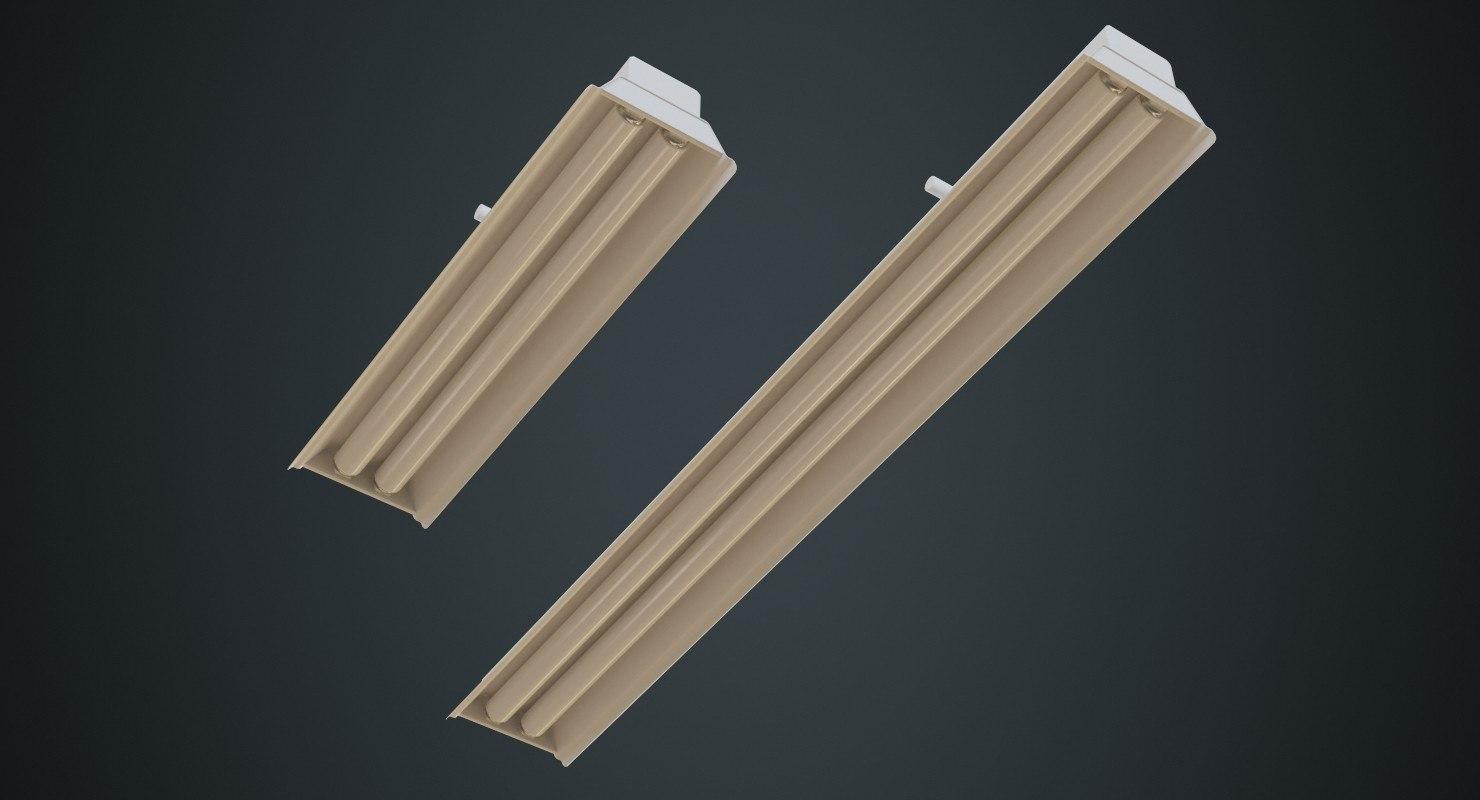 fluorescent bulb 1a model