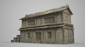 residence built ancient model