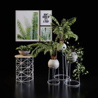 3D decoration set