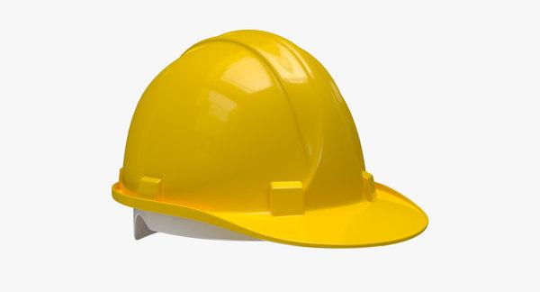 hard hat safety model